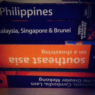 Researching the next diving destination #lp #diving #asia