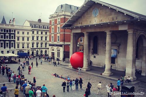 redball project london