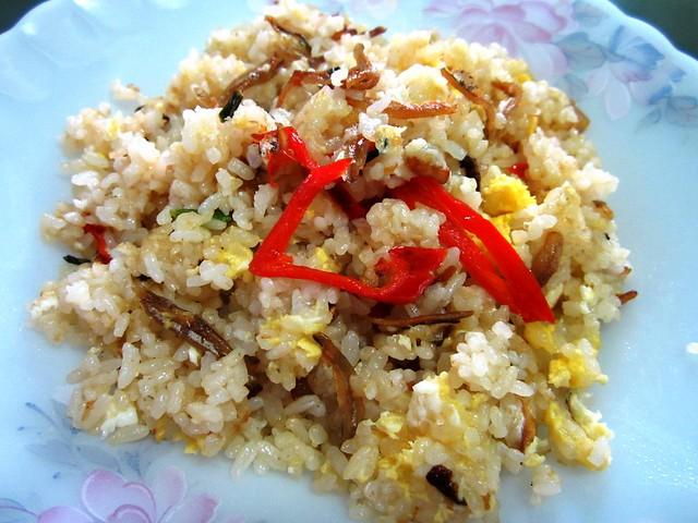 STP's kampung fried rice 2