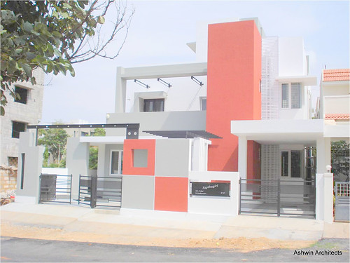 Contemporary House Plans Bangalore