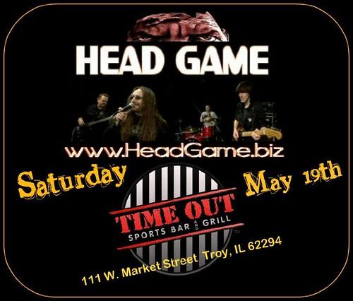 Head Game 5-19-12