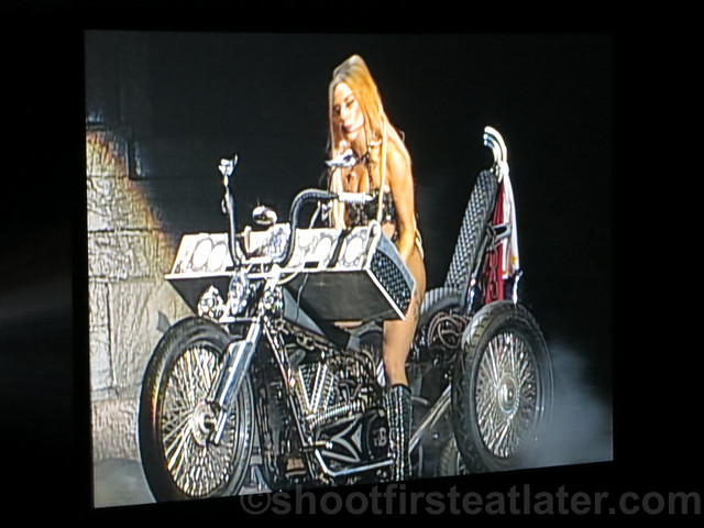 Lady Gaga at the SM Mall of Asia Arena-030