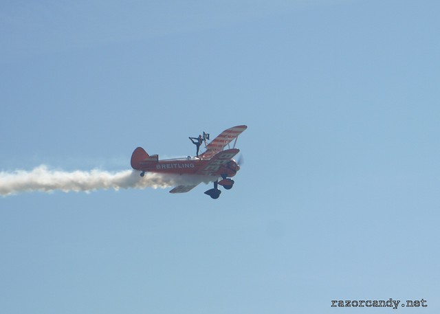 Wingwalkers - Southend Air Show - Sunday, 27th May, 2012 (18)