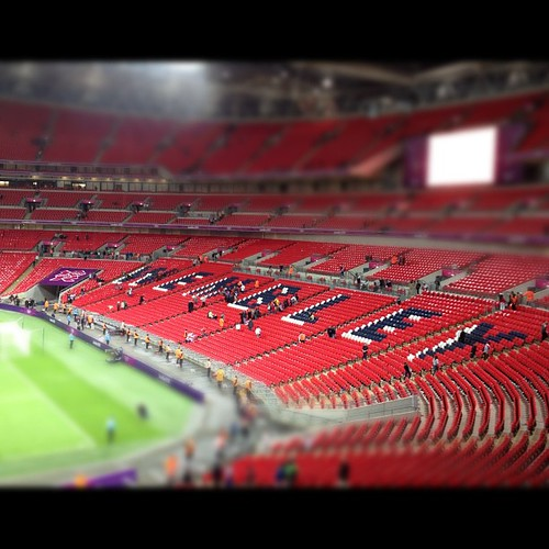Goodnight, Wembley