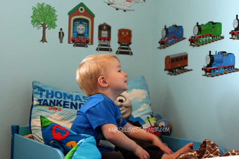 Braden's Big Boy Room