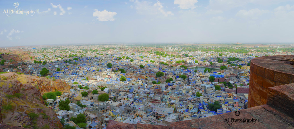 India's Blue City - Jodhpur At Flickr By Ajay Singh Kharayat