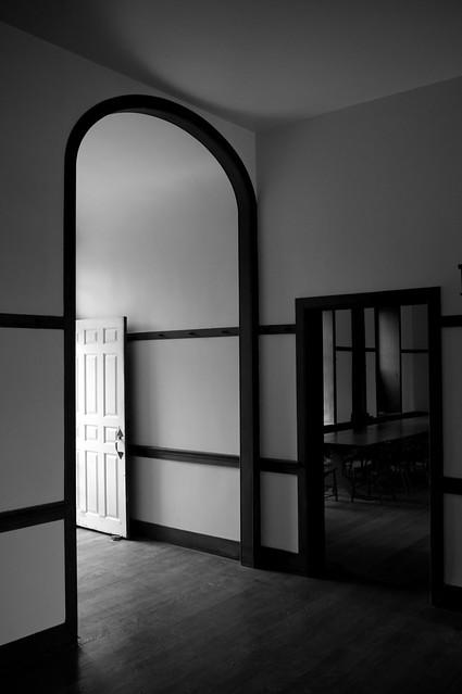 Light and Door