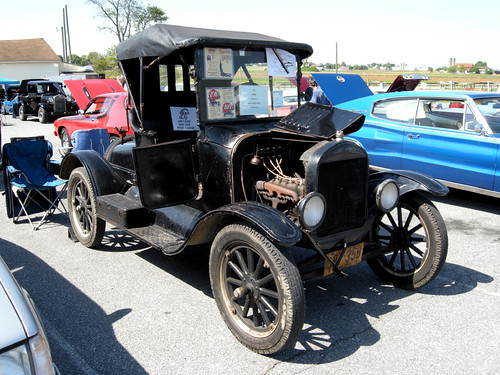 1922 Model T