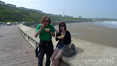 Boo's Day at the seaside (Scarborough) Wed May 23rd 2012