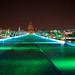 Millenium Bridge Lights 2