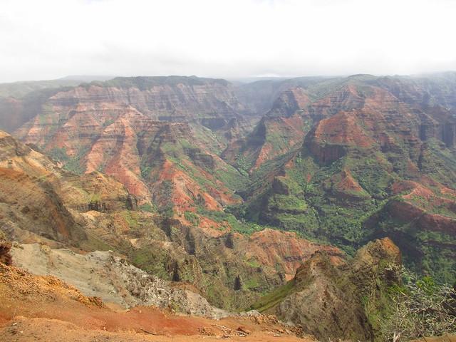 Waimea Canyon 1