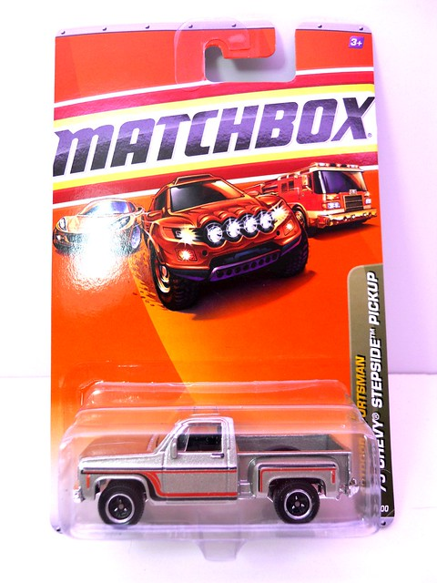 matchbox '73 chevy stepside pickup (1)