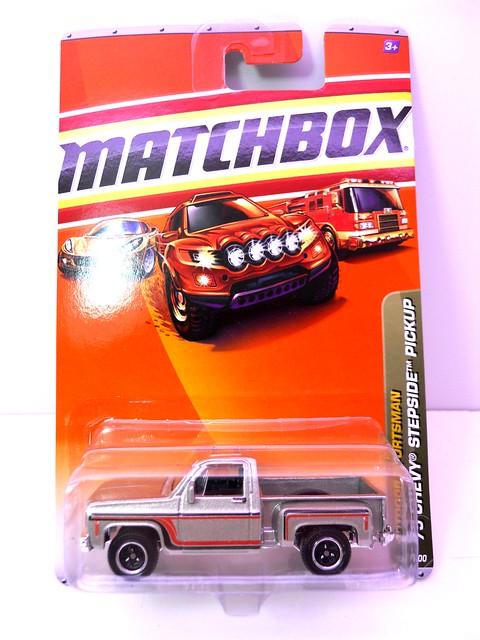 matchbox '73 chevy stepside pickup (1)