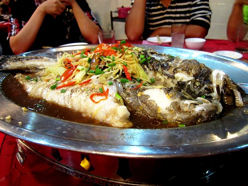 NewCapitol steamed fish