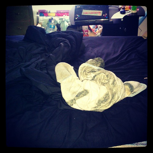 day 21: where I slept by TM2TS