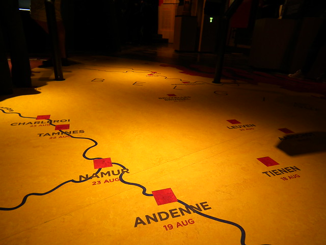In Flanders Fields Museum - Ypres, Belgium