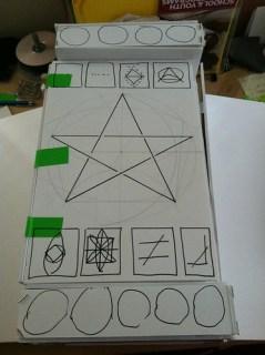 Kavad 4.7 - sacred geometry