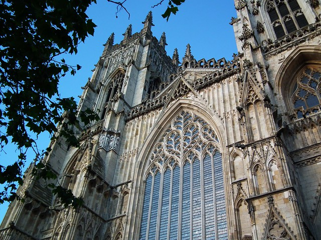 The Heart of Yorkshire - York Minster - York, Yorkshire