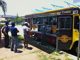 Pennsylvania Avenue, Food Truck
