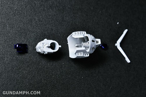 ANA RX-78-2 Gundam HG 144 G30th Limited Kit  OOTB Unboxing Review (39)