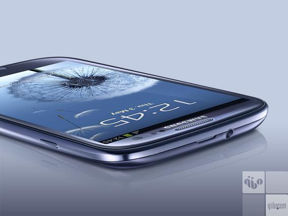 Samsung Galaxy S III y sus S sheeps