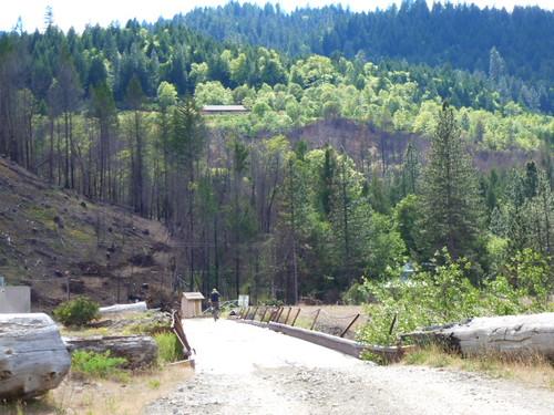 5-26-12 CA - Ruth Lake 51 Bike Ride