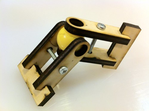 Laser Cut Universal Joint