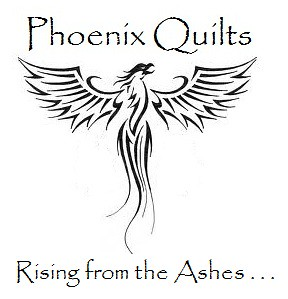 Larger Phoenix Quilt Logo