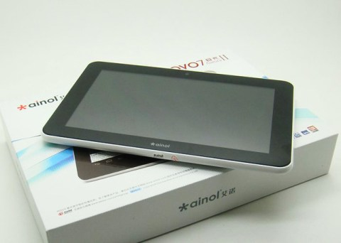 Ainol Novo7 Aurora II - Front