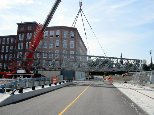 Moving a Bridge!