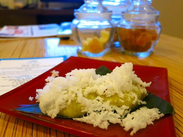 Discovery Shores Boracay goodies - pichi pichi