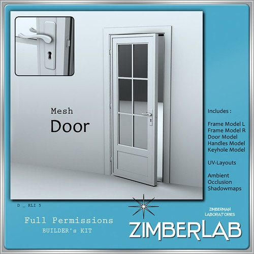 ZimberLab Door D