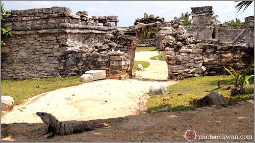 Tulum Mayan Ruins, Mexico (3 of 7)