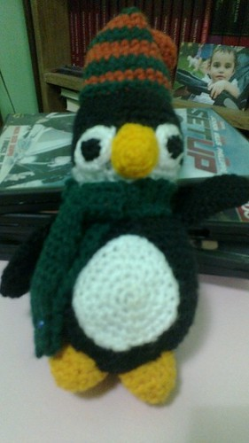 Pingüi by María Laura Oliva