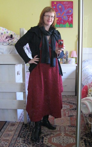 what I wore - 30/06/2012