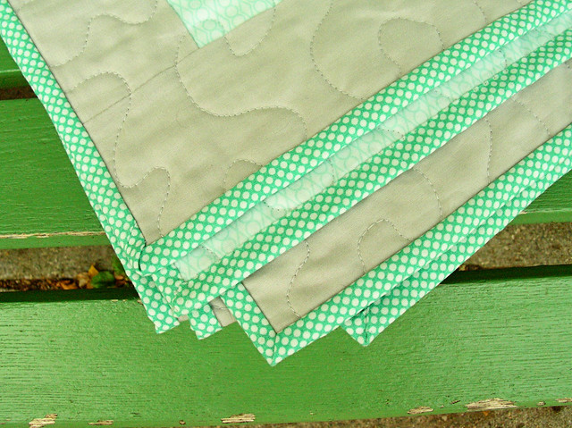 baby steps binding detail