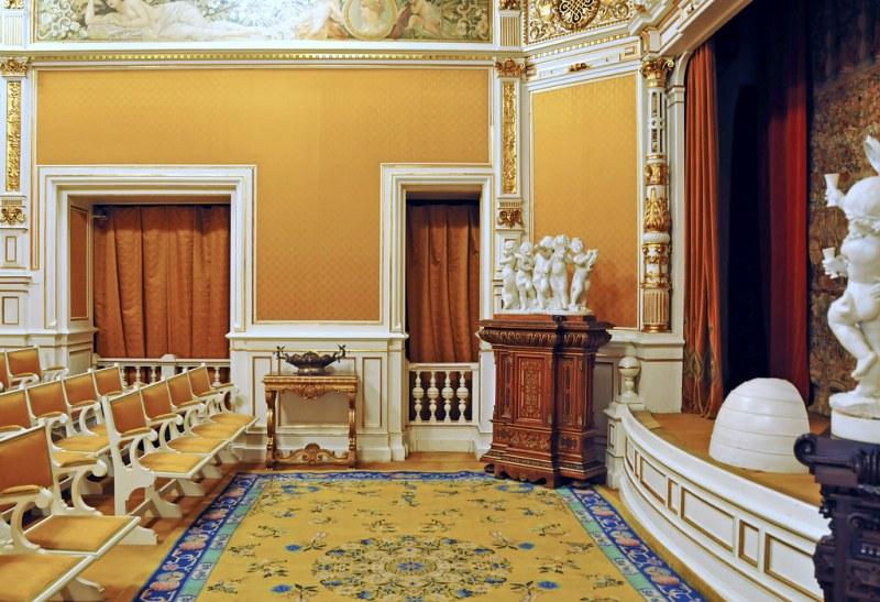 Romania-1643 - Theatre
