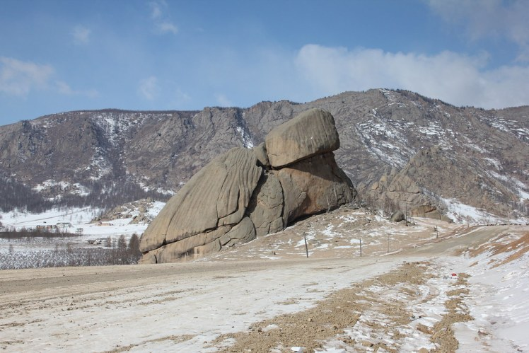 Turtle Rock, Gorkhi-Terelj National Park, Mongolia