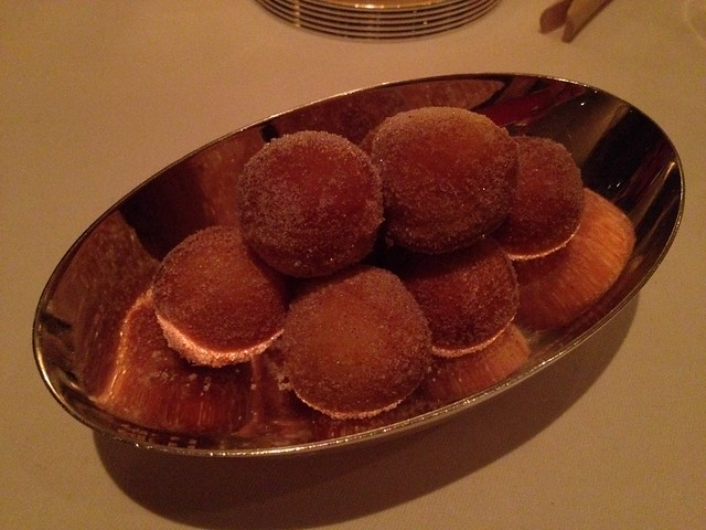 """Coffee and doughnuts"" - The French Laundry"