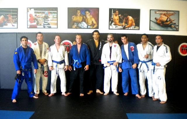 Team Nogueira San Diego Morning Class