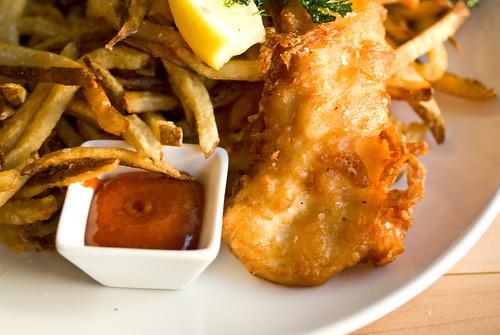 halibut n chips