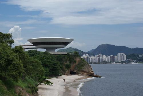 Contemporary Art Museum, Niterói, Rio