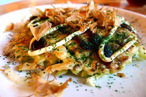 Okonomiyaki by framboise
