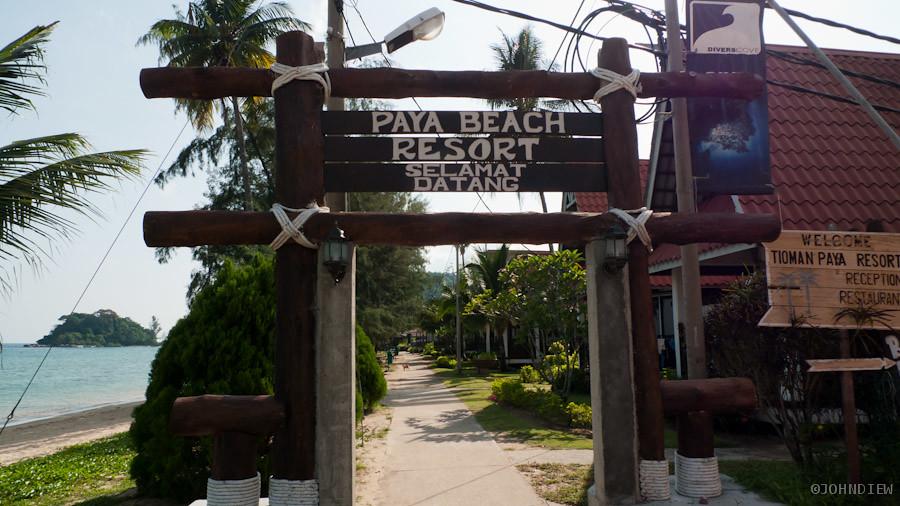 Paya Beach Tioman - 06