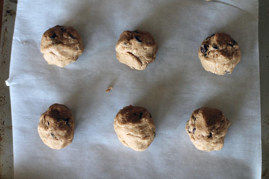 big dough balls, frozen