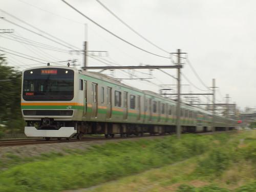 K-35編成 @行田〜熊谷