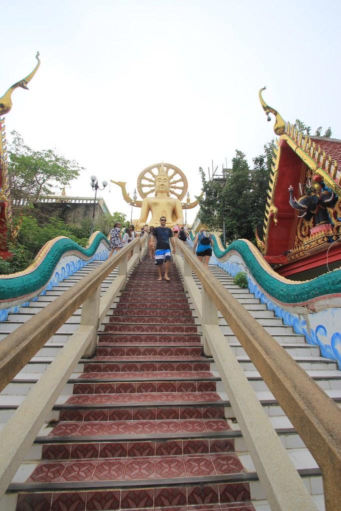 Golden Buddha- Koh Samui, Thailand