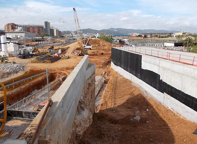 Zona nuevo puente del Trabajo - Norte - 19-04-2012