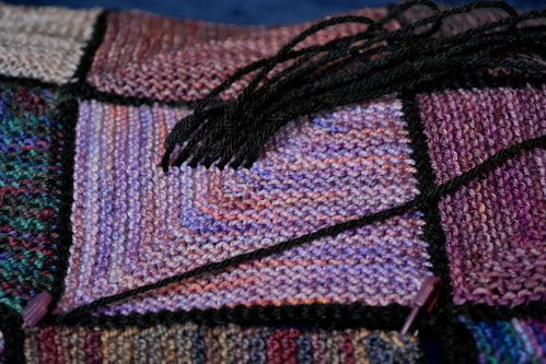 Blanket seaming tutorial