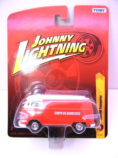 johnny lightning 1965 vw trAnsporter bombeiros (1)